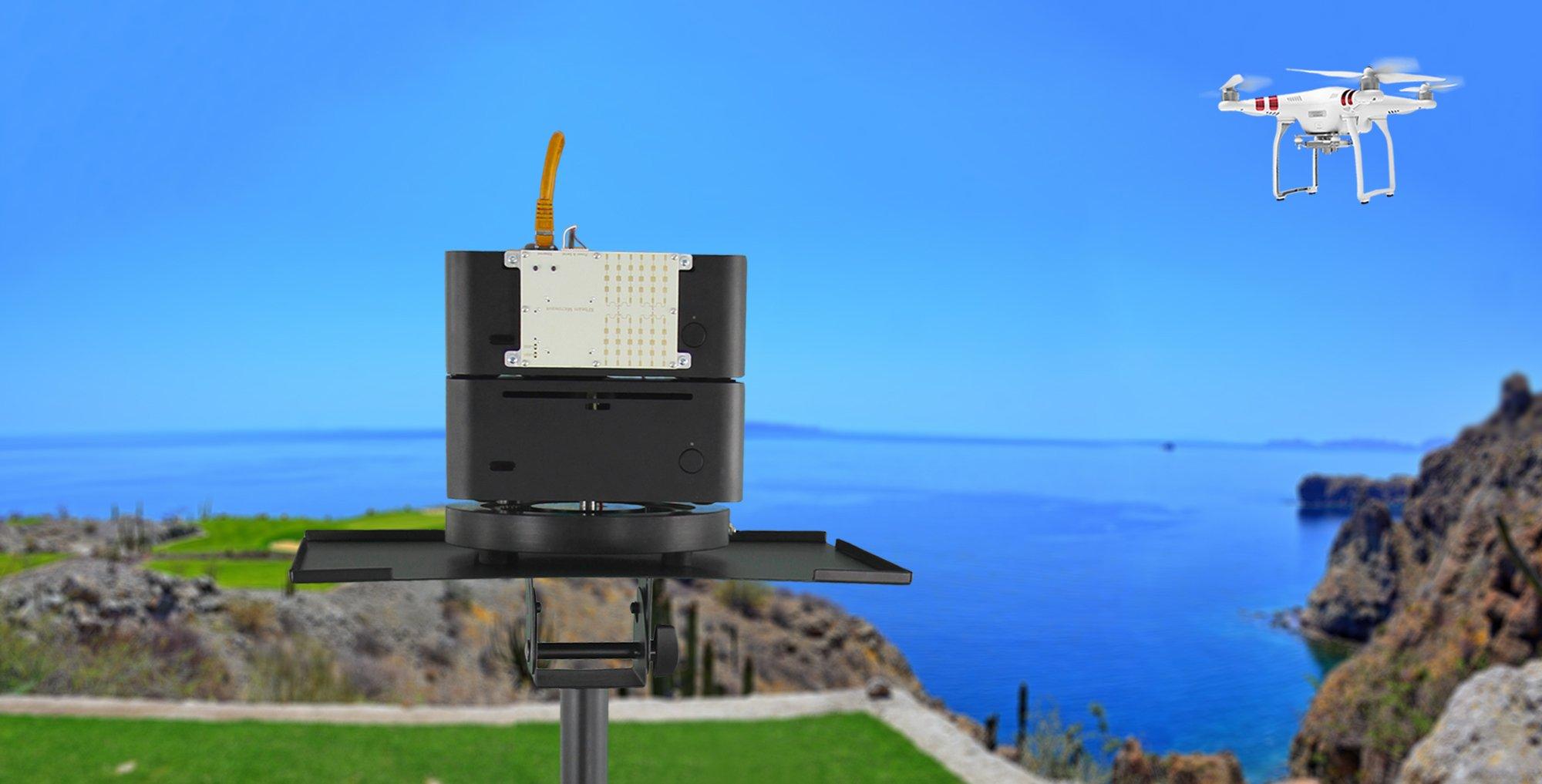 FMCW-radar-Cliff-photo