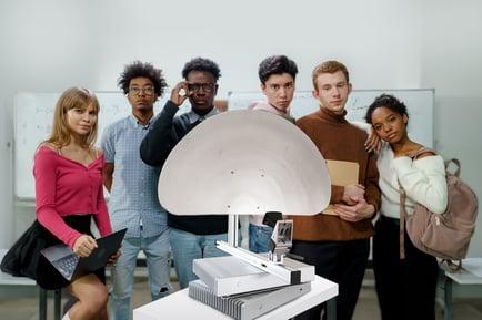 Students-and-SkyRadar