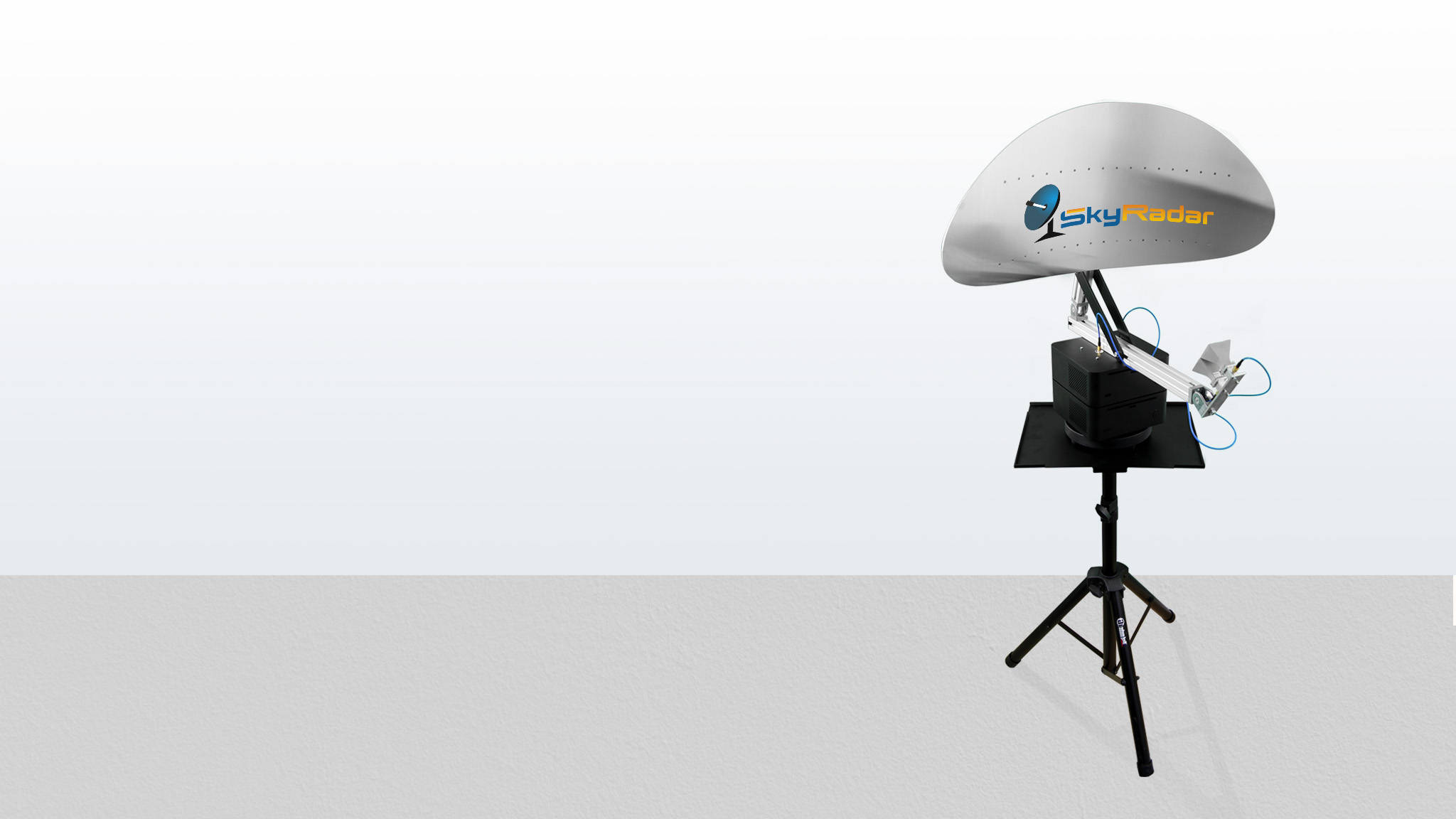 SkyRadar-Modular-Base-Unit-with-parabolic-reflector