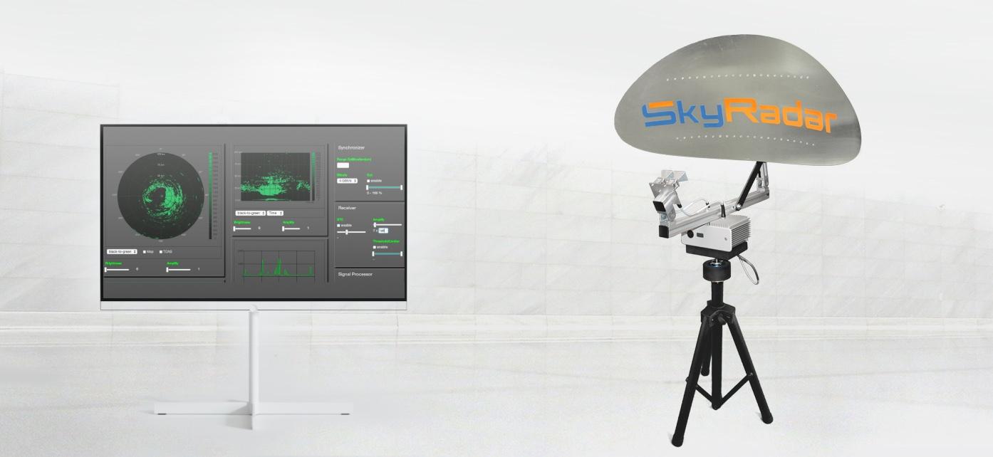 Primary-Surveillance-Radar-PSR-with-screen