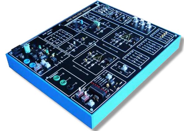 Monitoring-Lab-analog-electronics