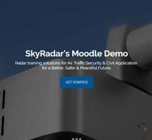 SkyRadar-Moodle-Demo