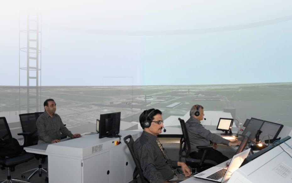 Radar&TowerSimulators