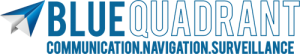 Blue Quadrant Logo