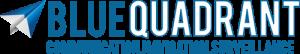 Blue Quadrant Logo