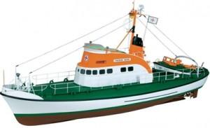 Remote Controlled Vessel