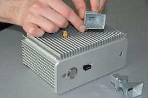 SkyRadar Modular Radar Training System - Replacing Antennae