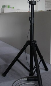 SkyRadar Modular Radar Training System - Rotary Tripod