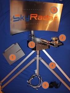 SkyRadar PSR Base Module