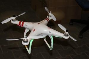 SkyRadar Quadcopter