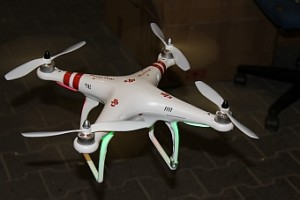 SkyRadar Quadcopter