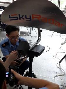 SkyRadar Training at ROKAF Korea