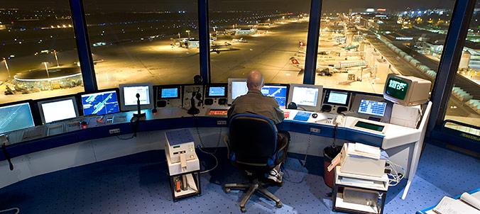 ATC Control Center